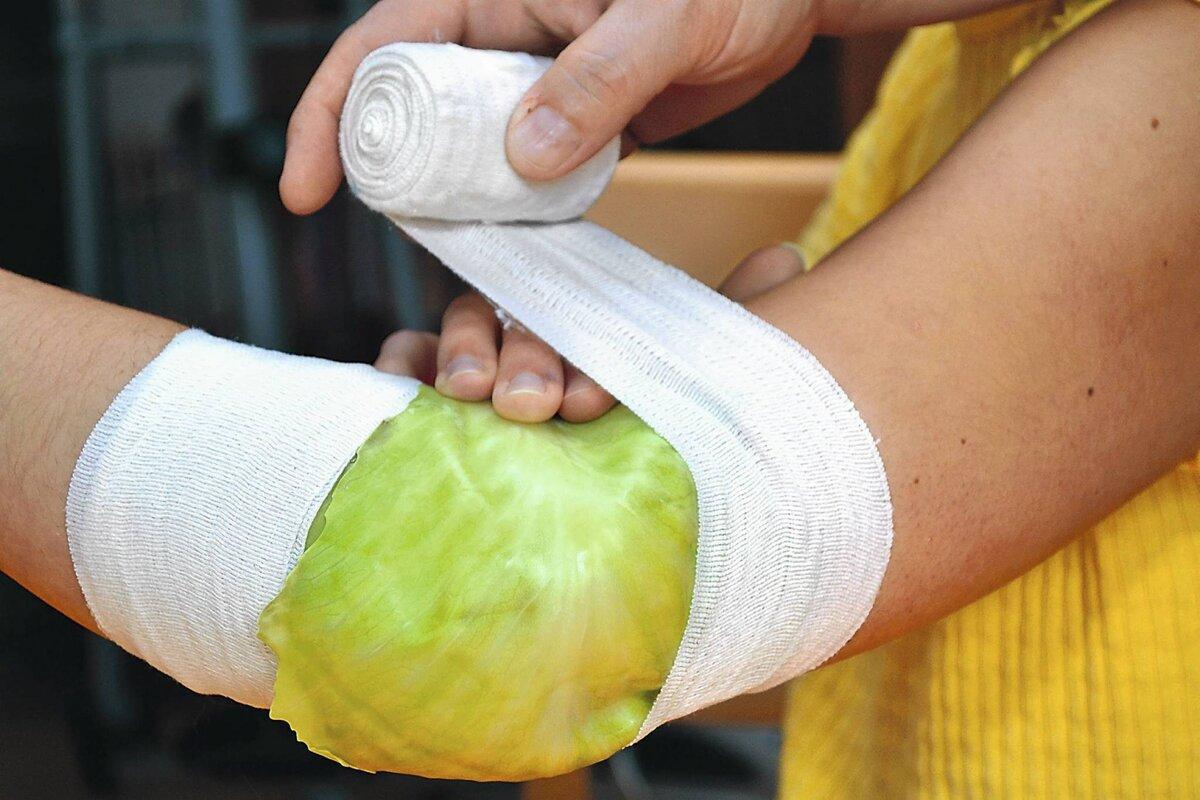 Капуста от боли в суставах | Добрые советы | Яндекс Дзен