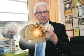 რუმინელი ნეიოროქირურგი: ტვინს არ უყვარს ცხიმი, მარილი. წელიწადში 2-ჯერ, დღესასწაულზე შეიძლება