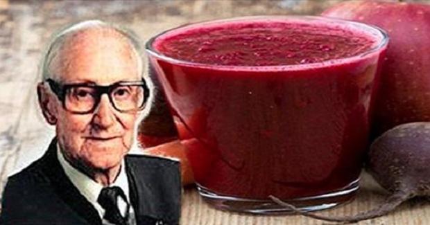 ავსტრალიელი მეცნიერი რუდოლფ ბრეუსი: დალიეთ ეს სასმელი და 42 დღეში სიმსივნური უჯრედები დაიღუპება!