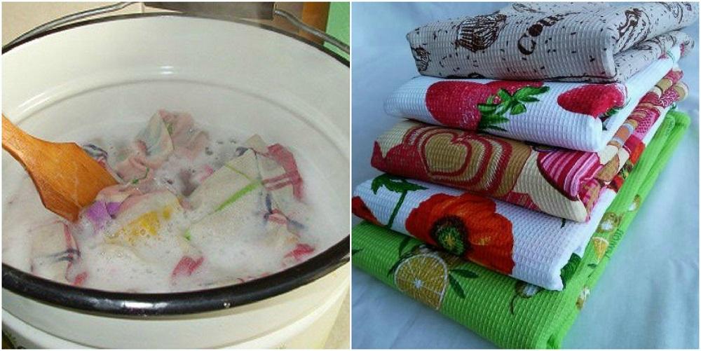 პირსახოცების უსაფრთხო რეცხვის მეთოდი, სადაც მთავარი ინგრედიენტი მცენარეული ზეთია!
